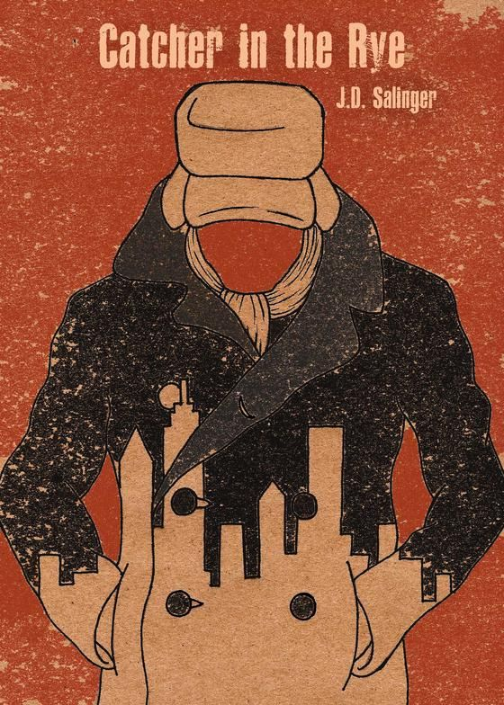 Image result for the catcher in the rye book cover