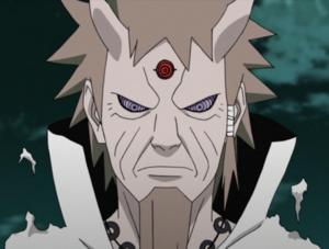 Hagoromo ōtsutsuki Naruto Anime