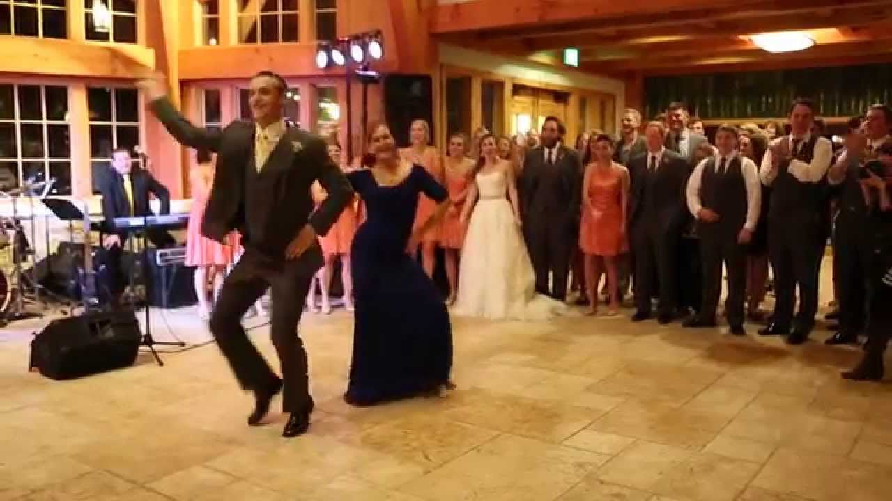Mom And Son Shock The Whole Wedding Party