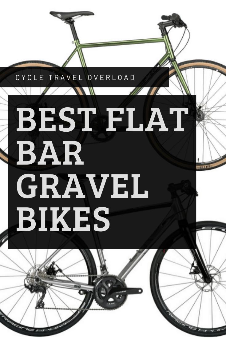 Best Flat Bar Gravel Bikes In 2020 With Images Gravel Bike