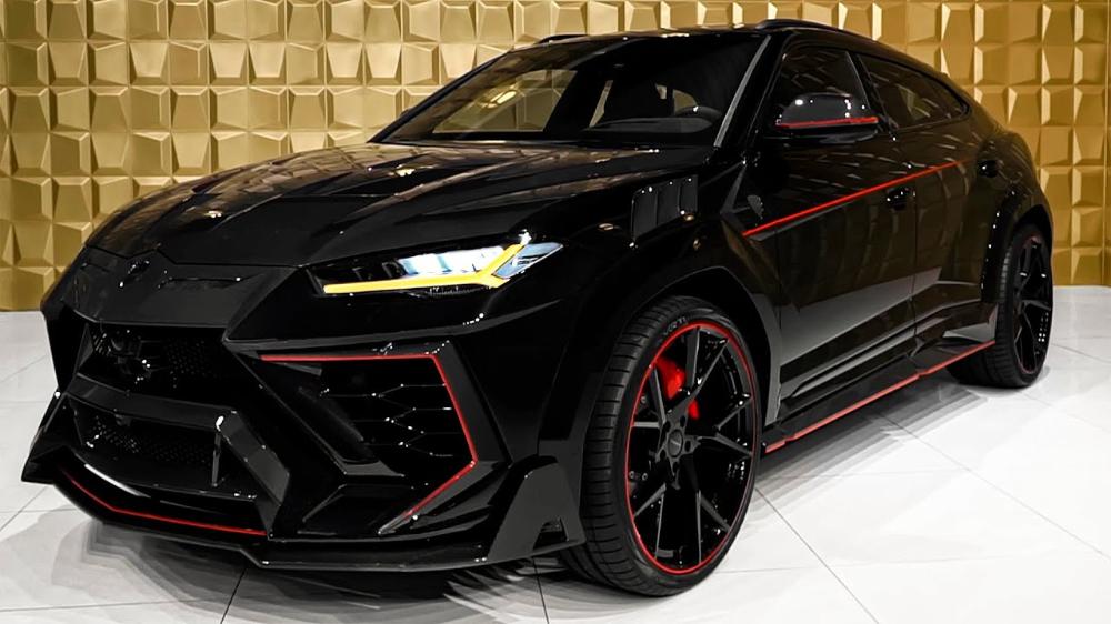 2020 Mansory Lamborghini Urus Venatus Wild Suv Youtube In 2020 Lamborghini Suv Car