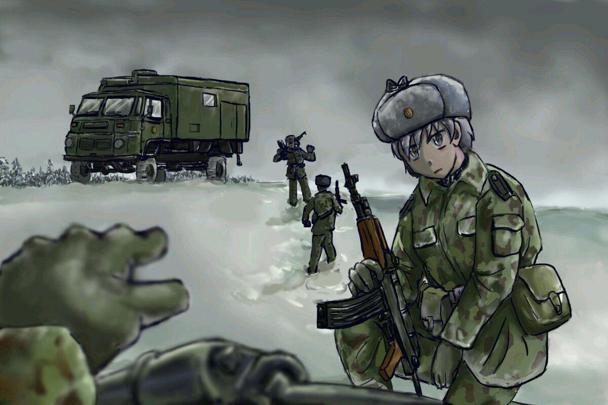 вами картинки на аву военные рисунки может совсем