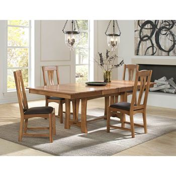 Costco Wholesale Dining Table Chairs 7 Piece Dining Set Dinning Room Tables