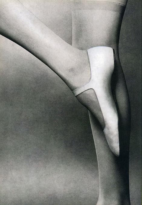Roger Vivier.  Babydoll shoe. 1965.
