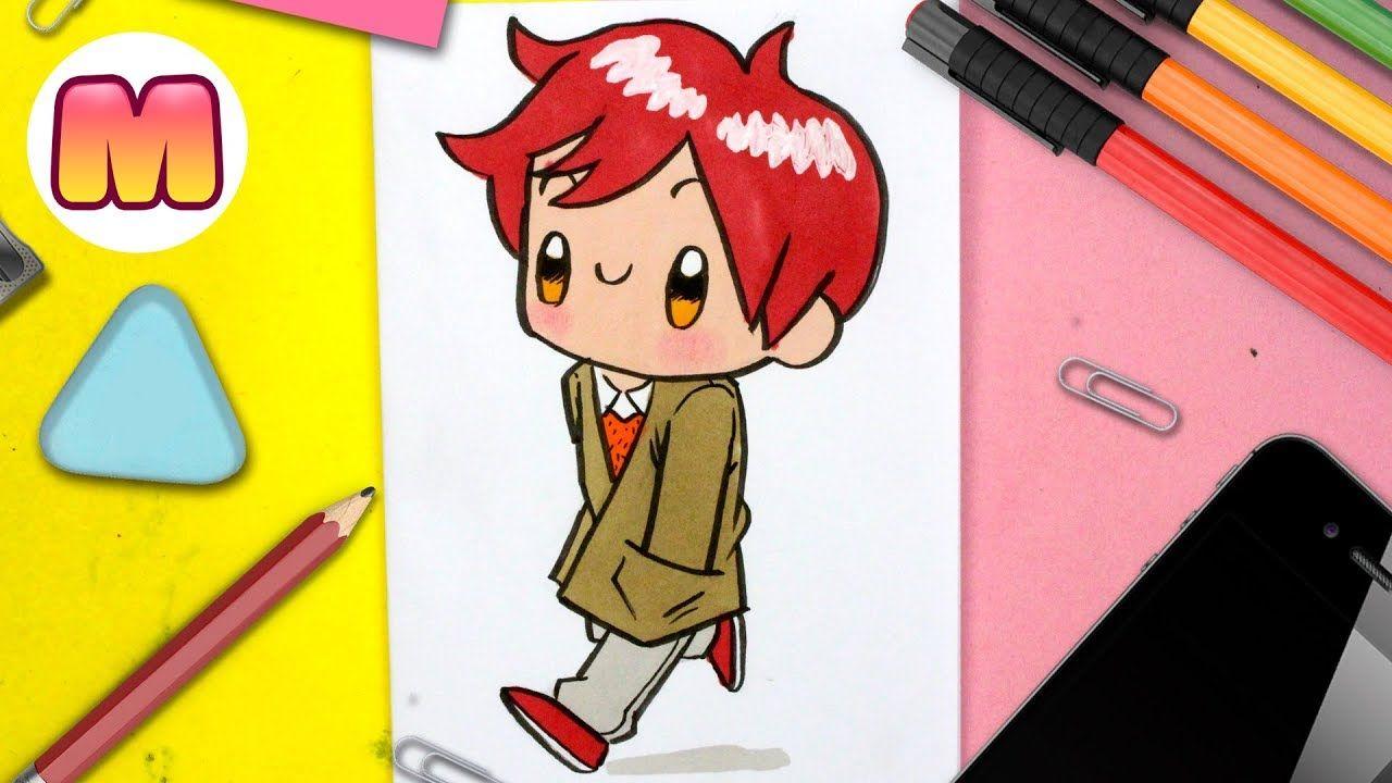 Como Dibujar Un Chico Kawaii Dibujos Kawaii Faciles Como Dibujar Per Dibujos Kawaii Como Dibujar Personas Dibujos Kawaii Faciles