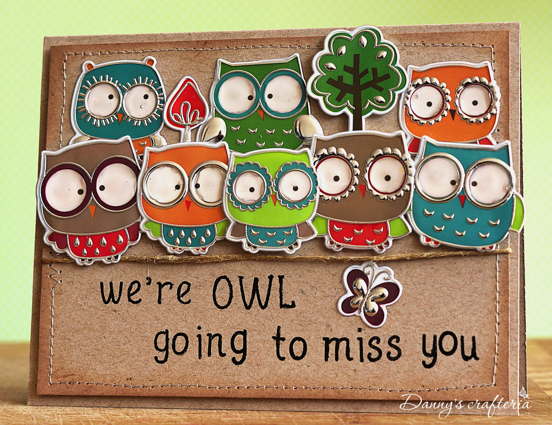 farewell party  teacher birthday card cards handmade