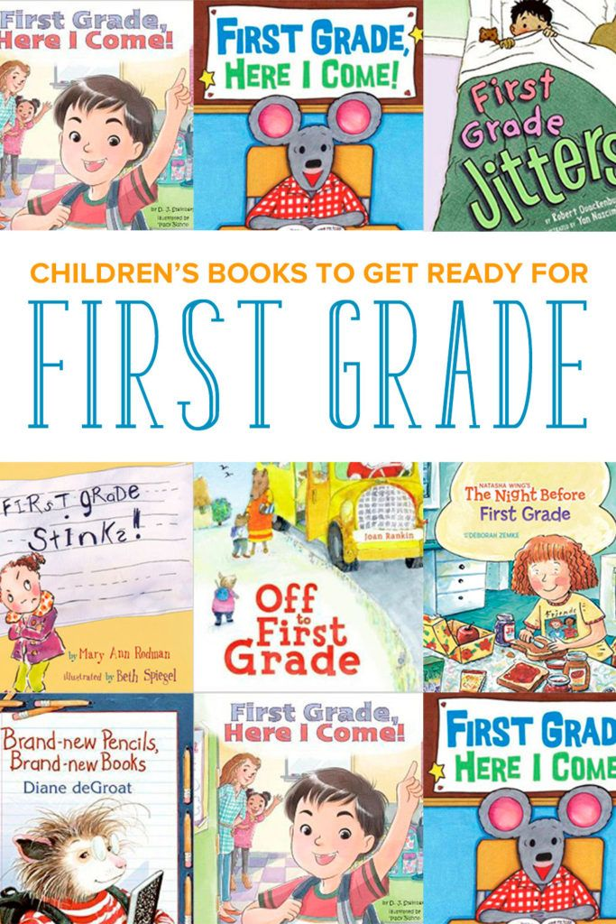 Top Children S Books To Get Ready For First Grade Best Of Sleeping