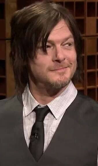 Norman Reedus The Tonight Show with Jimmy Fallon!