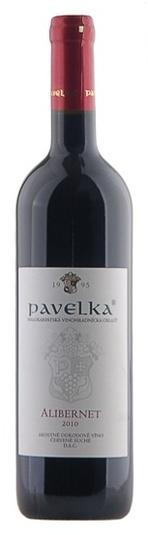 2010 Pavelka Alibernet, červené suché , Slovensko - 87pt http://101corks.sk/8588000522651-2010_Pavelka-Alibernet