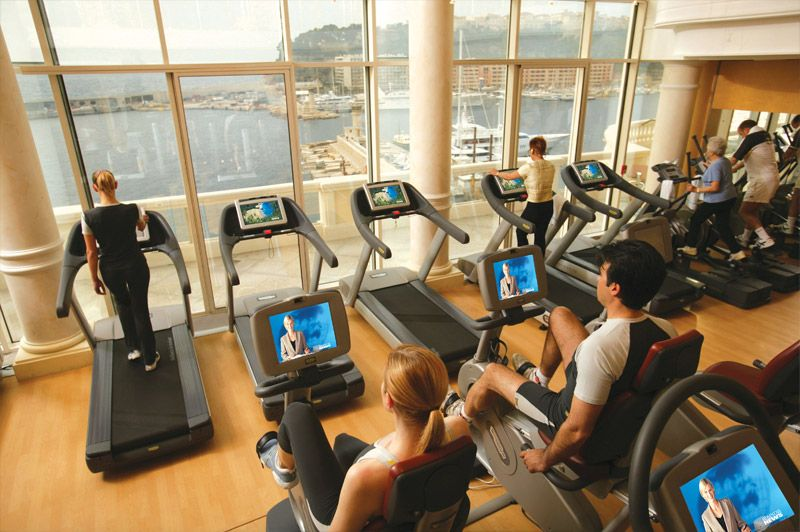 Hotel gyms equipment and machines - Technogym | Exercise ...