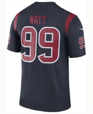 Nike Men s J.j. Watt Houston Texans Legend Color Rush Jersey - Blue XXL 8494ff316