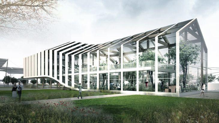 Austrian Pavilion EXPO 2015 by Paolo Venturella Architecture is part of Pavilion architecture -