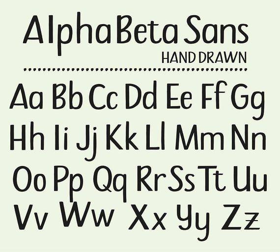 Alphabet Clip Art Line Drawing Lower Case