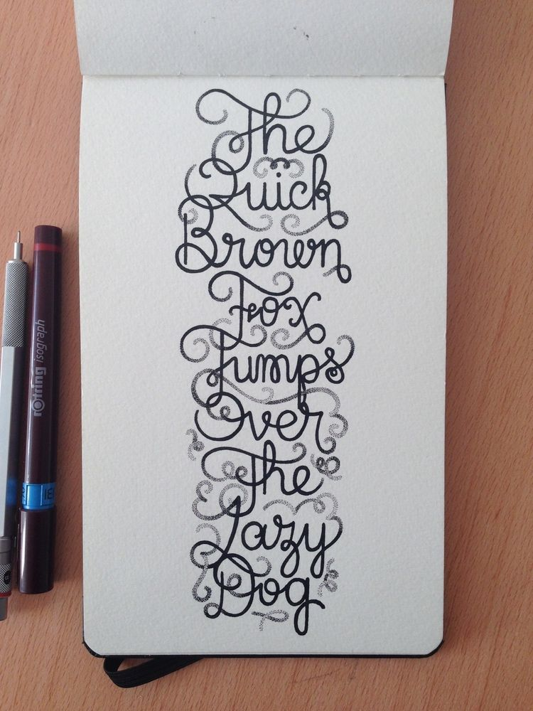 Amazing Modern Cursive By Xavier Casalta He S Only 21 Years Old Hand Lettering Inspiration Hand Lettering Lettering