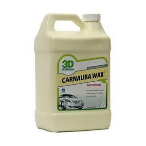 3D Carnauba Wax 1 Gallon