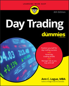 Lire Day Trading For Dummies Livres Pdf Ann C Logue