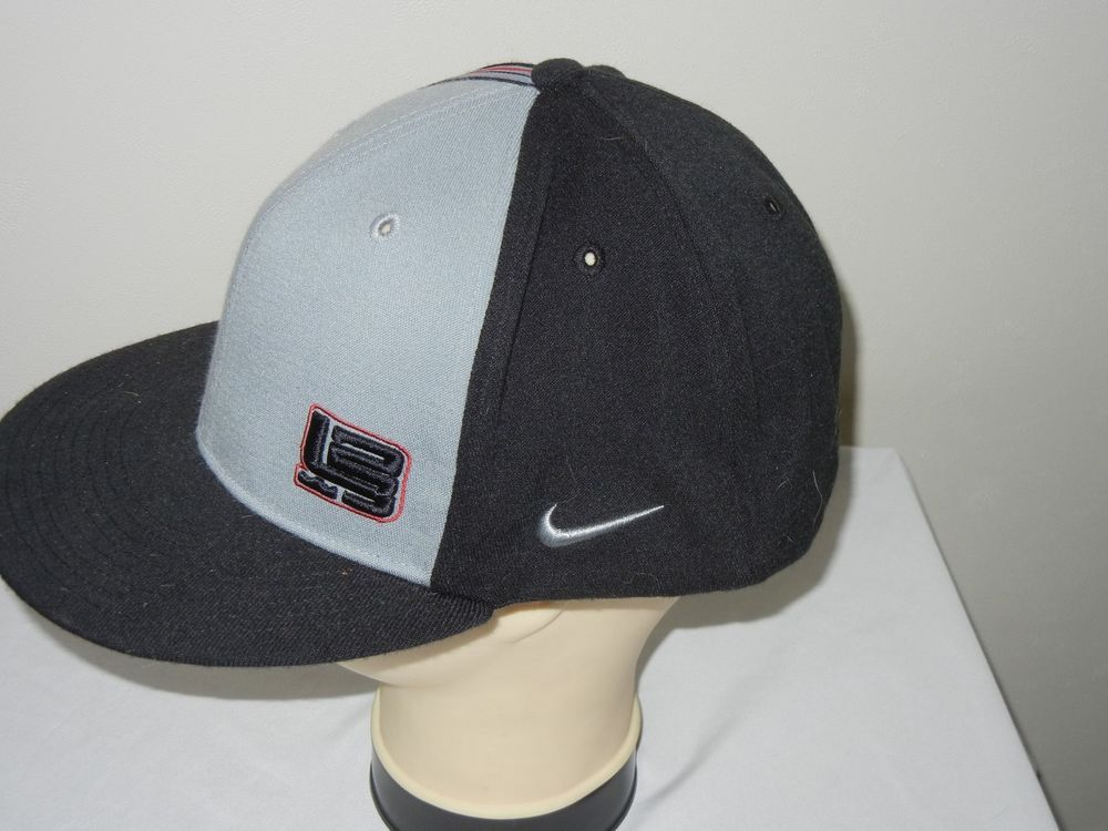 ab683518549 LeBron James fitted sz M Nike Signature Series hat cap Cleveland Cavaliers  Cavs  Nike  ClevelandCavaliers