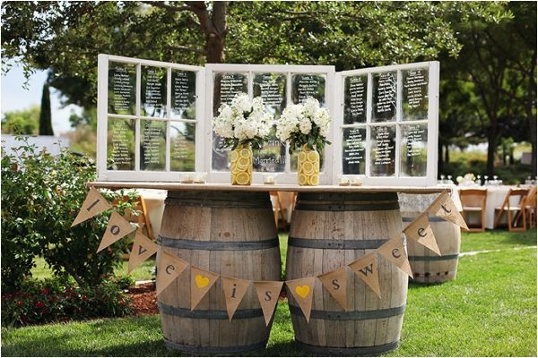 Country Chic Wedding by Kimberly Carlson Photography
