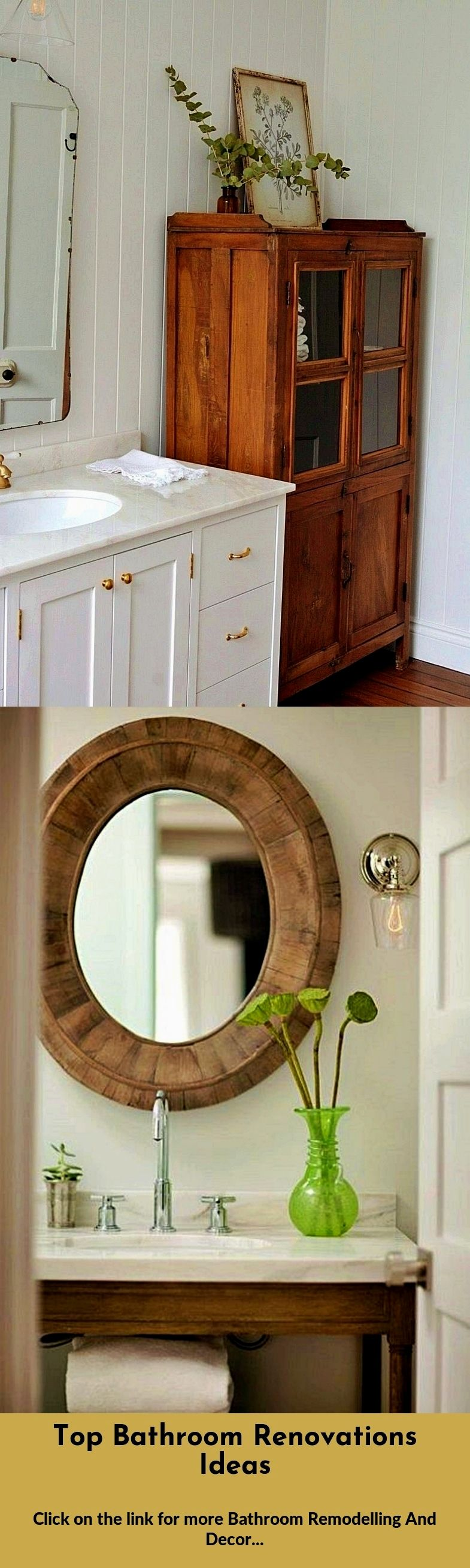 Bathroom decor diy guide, Attempt to avoid outrageous wall ...