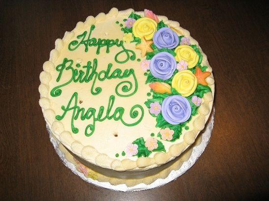 Happy Birthday Angela Cake Images Happy Birthday Angela