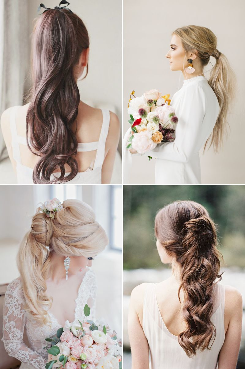 6 Stylish and Chic Bridesmaid Hairstyle Trends Your Girls Will Love ...