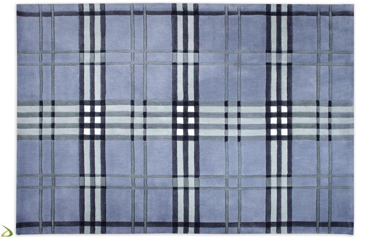 Tappeto moderno a pelo lungo da salotto tappeti