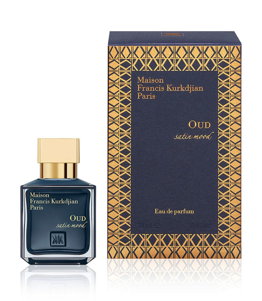 Maison Francis Kurkdjian Oud Satin Mood Eau De Parfum Spray 2 4 Oz Unisex Eau De Parfum Maison Francis Kurkdjian Perfume