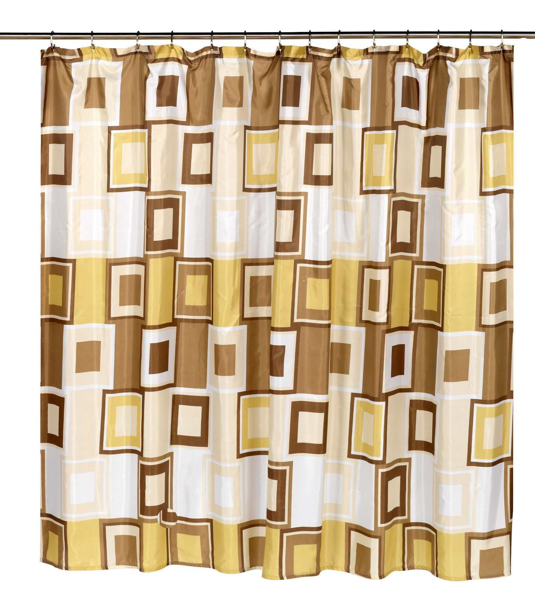 Royal bath extra wide water repellant fabric shower curtain liner