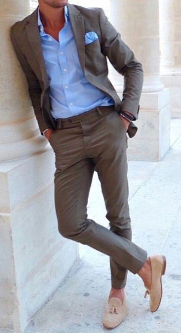 Clothes For Men Casual Menfashioncasual Anzug Mode