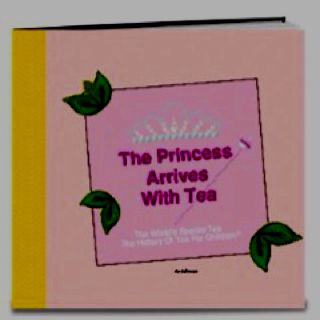 The Princess Arrives with Tea