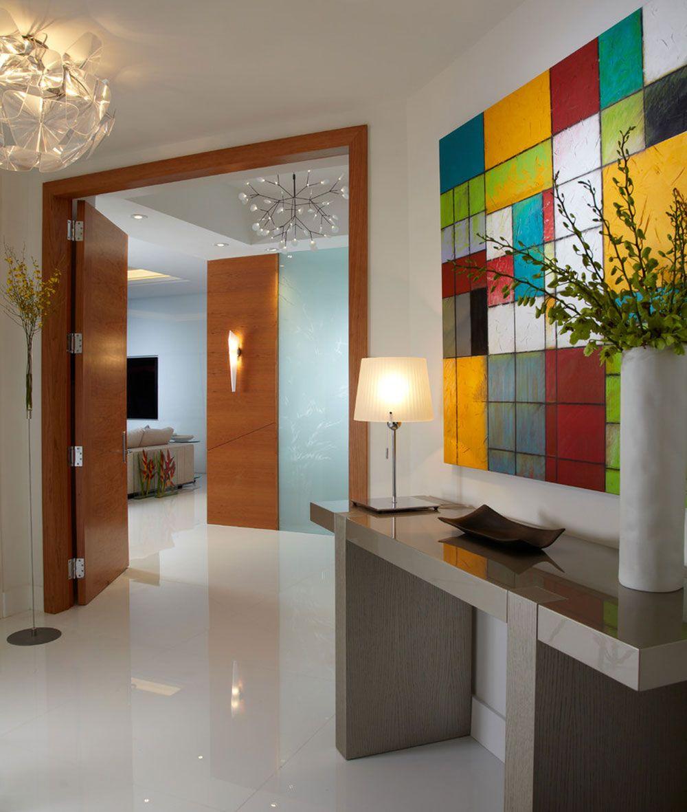 Brick And Stone Wall Ideas (38 House Interiors) | Pinterest | Modern ...