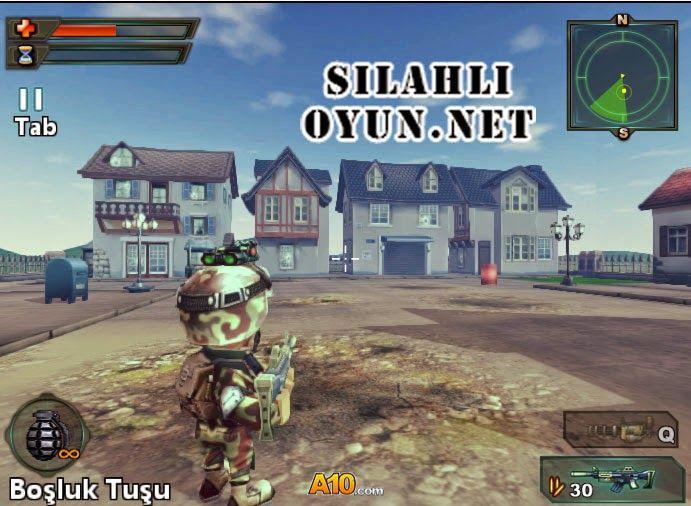 Silah Oyunlari Kucuk Askerler 3d Askeri Meydan Okumalar Oyun