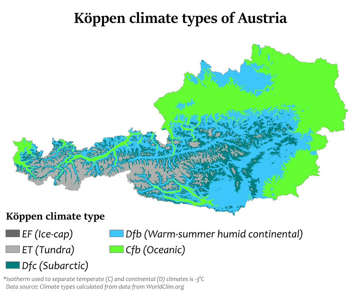 Köppen climate types of Austria | maps | Map, Austria, Type on koppen classification map, doe climate zone map united states, pull down classroom map united states, epa region map united states, average wind speed map united states, climate southeast united states, seven climate zones united states, us zip codes map united states, temperate deciduous forest in united states, humid continental climate united states, climate of united states, us map continental united states, nuclear power plant map united states, humidity map united states, climate change map united states, subtropical map united states, average january temperature map united states, temperate climate in united states, u.s. climate map united states, vegetation map of the united states,