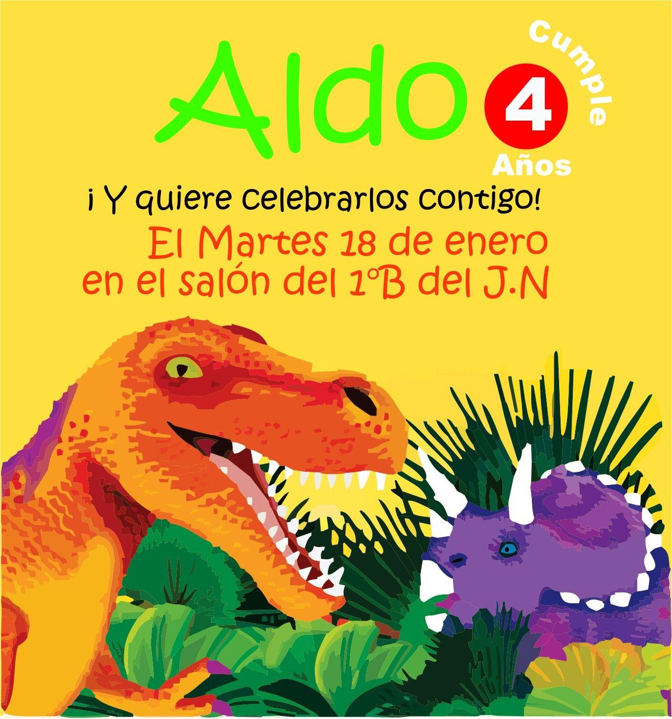 Portafolio Invitaciones Cumpleaños Invitaciones De