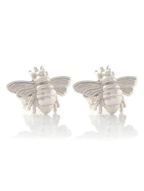 Silver Earrings Https Amulette Co Uk Ble Bee