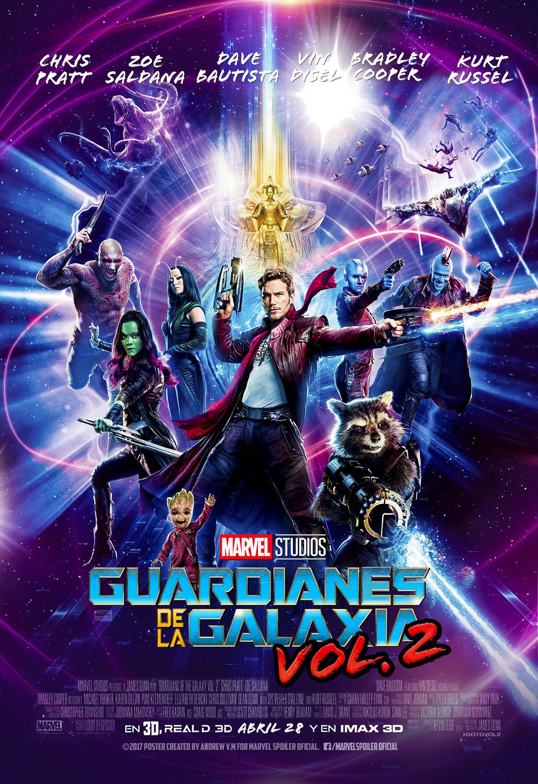 descargar peliculas gratis guardianes de la galaxia 2