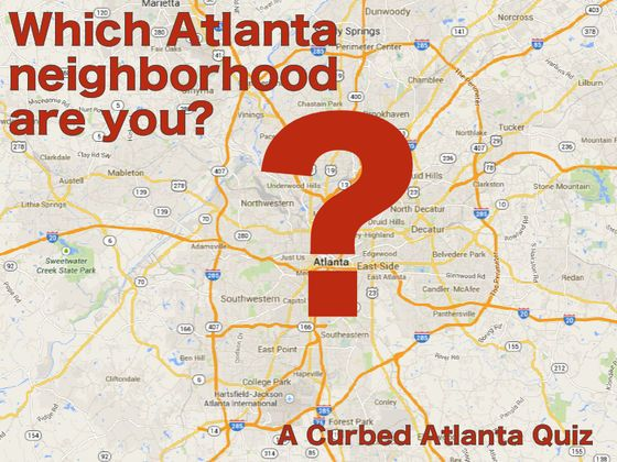 Which Atlanta Neighborhood Are You Atlanta Neighborhoods The Neighbourhood Atlanta