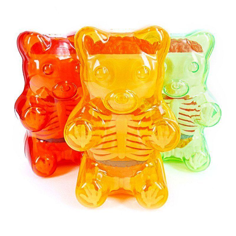 Baby Gummi Bear Anatomy : Clear - The gorgeously creepy Baby Gummi ...