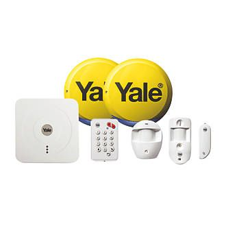 Attractive Home Alarm System Ideal For Any Typical Sized Family Property. Easy To Set  Up Via The Yale Alarm App For IPhone And Au2026 | Pinterest