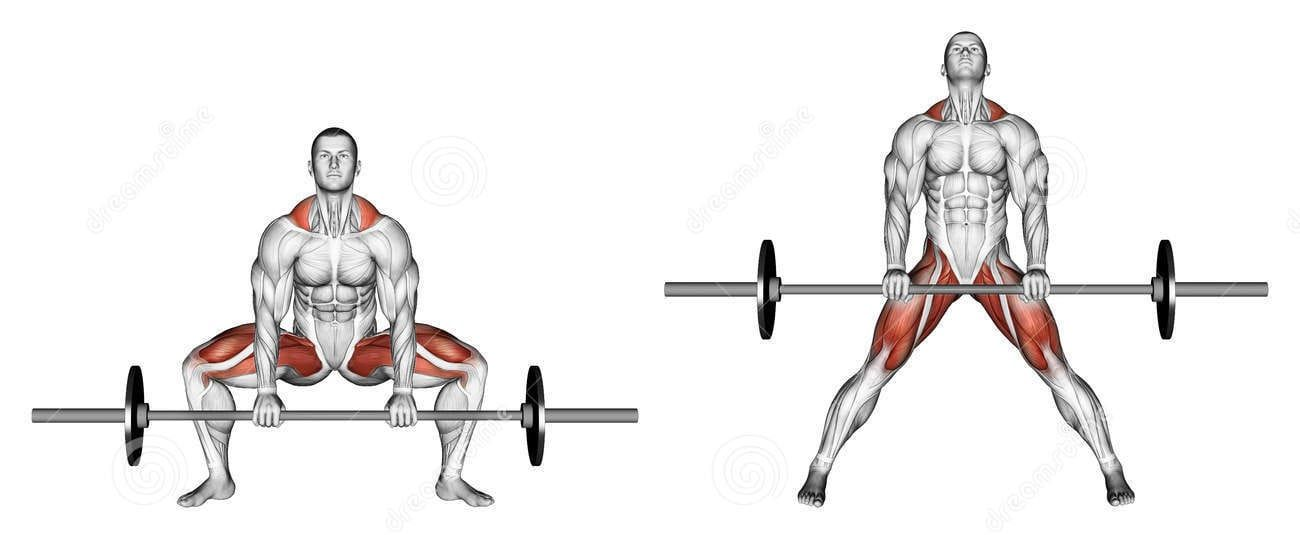 9 Types Of Deadlifts Did You Know That When Youre Deadlifting Youre Actually Working All Muscle Groups Deadlift Deadlift Variations Deadlift Grip