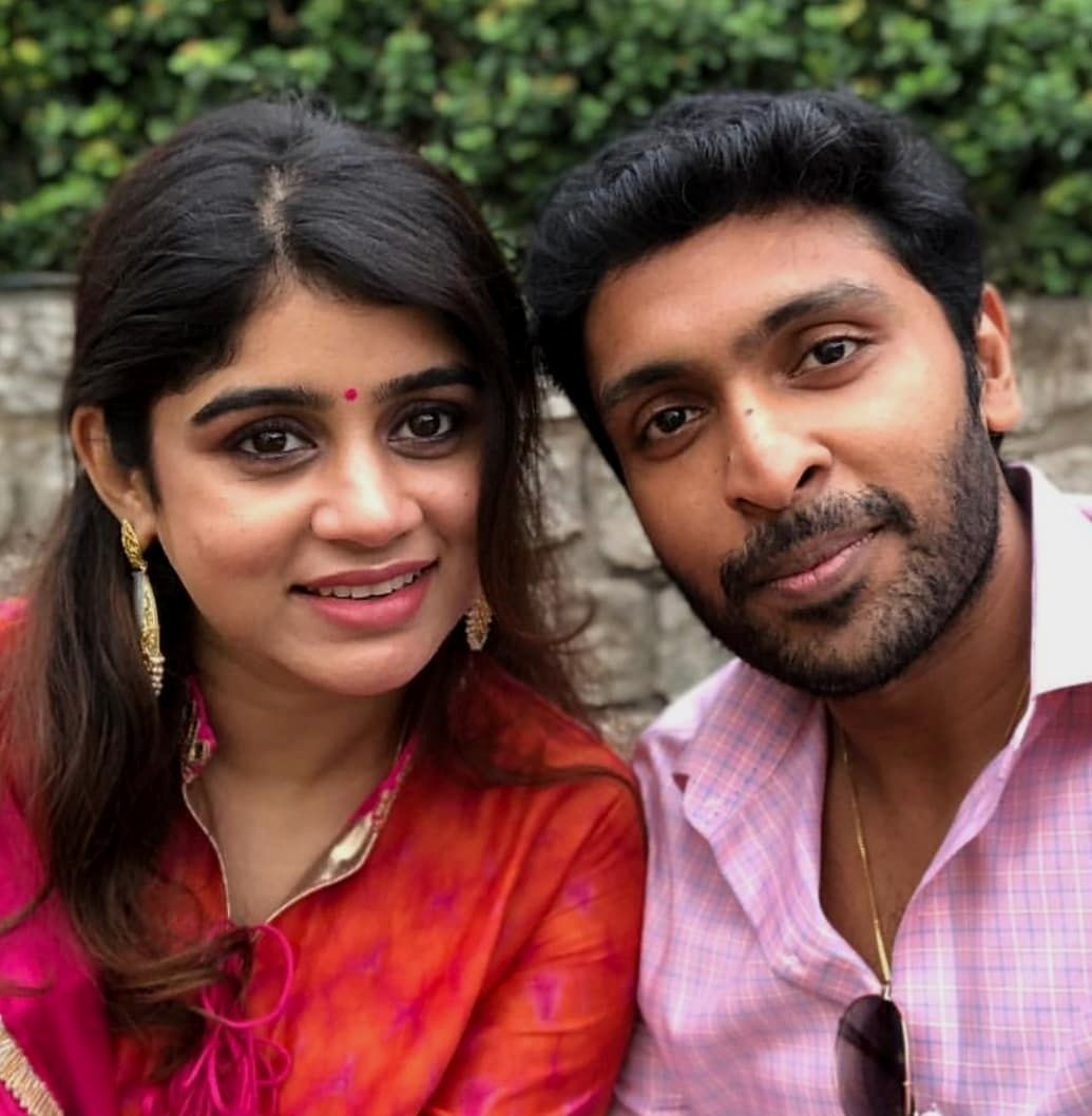 Image result for vikram prabhu wife