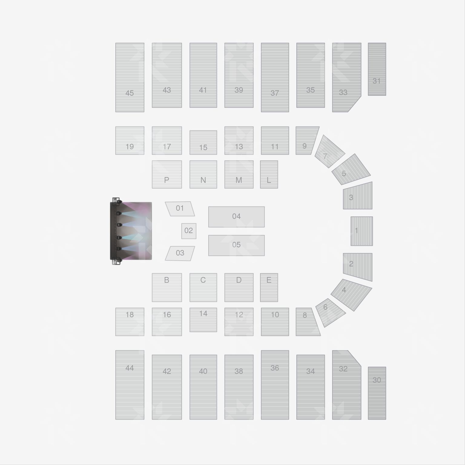 MetraPark Rimrock Auto Arena Seating Chart Concerts Carrie Underwood Concerts