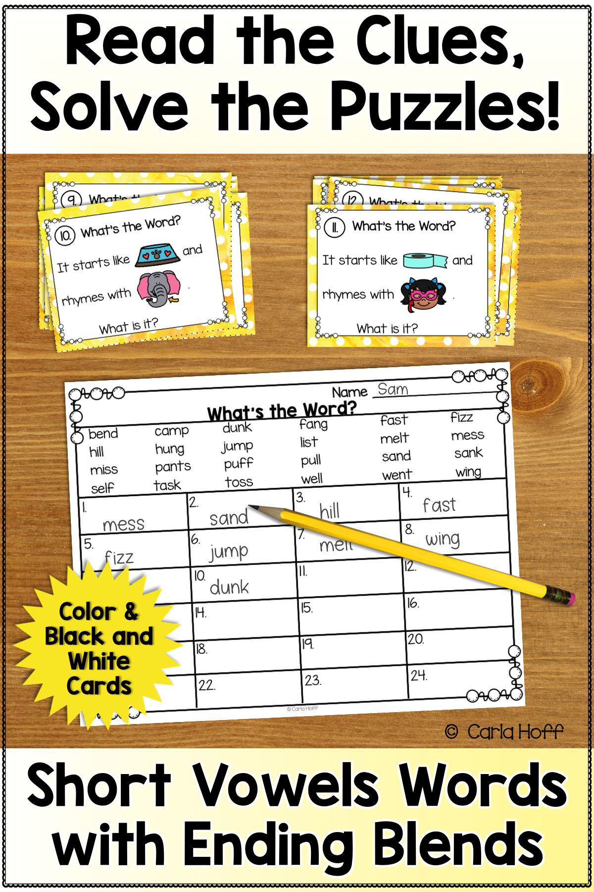 4 Rebus Puzzles Worksheet In With Images