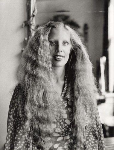 mathilde willink | style eccentrics | art, long hair styles