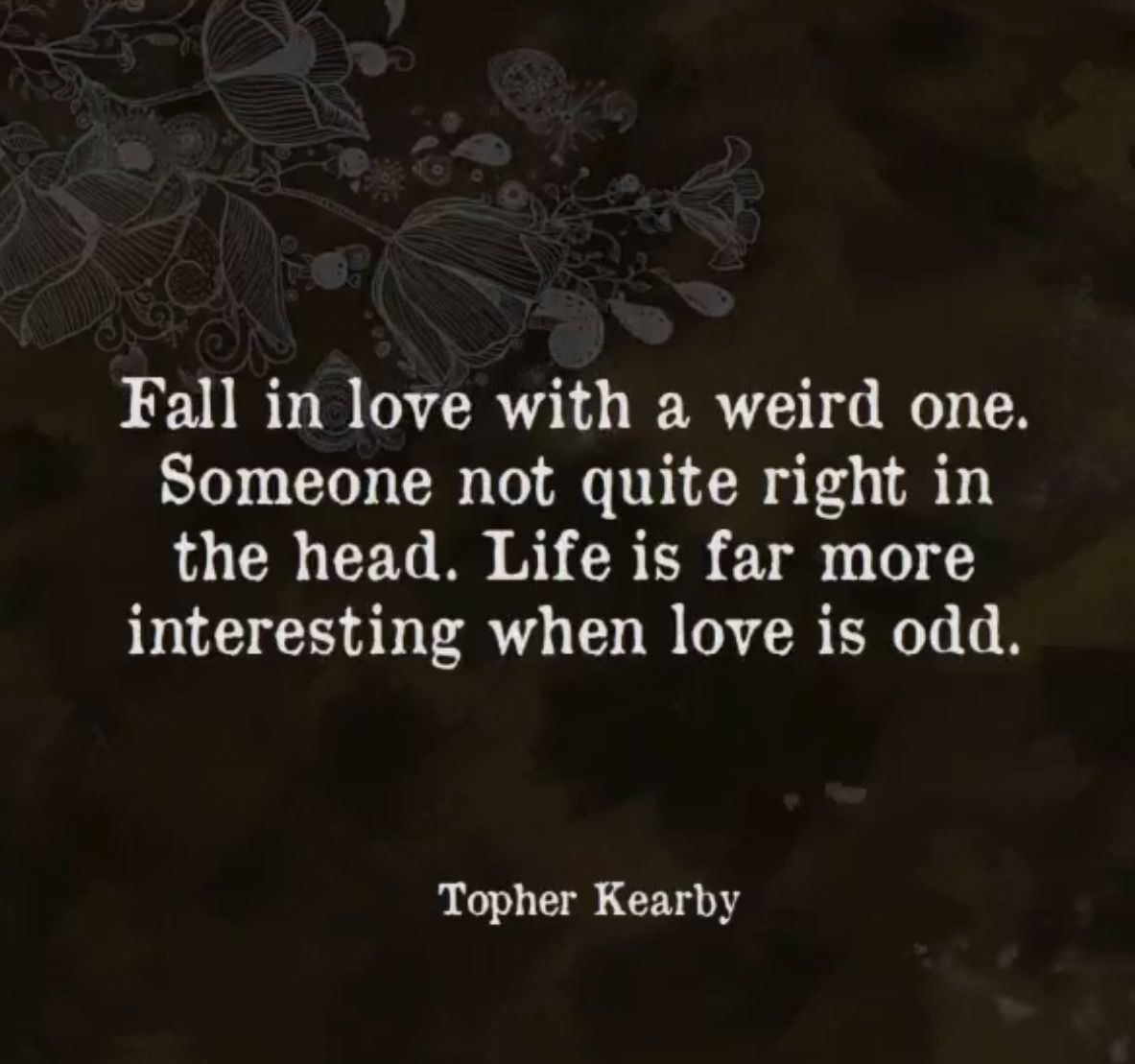 Pin by Rebekah Moore on Quotes | Falling in love, Quotes, Life