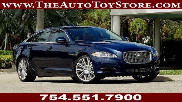 theautotoystore.com - Product Homepage - Super Jaguar models for sale in car dealership, Fort Lauderdale, Fl - 2011 Jaguar XJ L Turbocharged