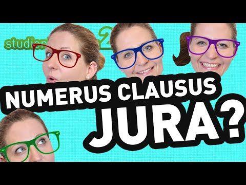 Numerus Clausus und Jurastudium - studienberatung2go!