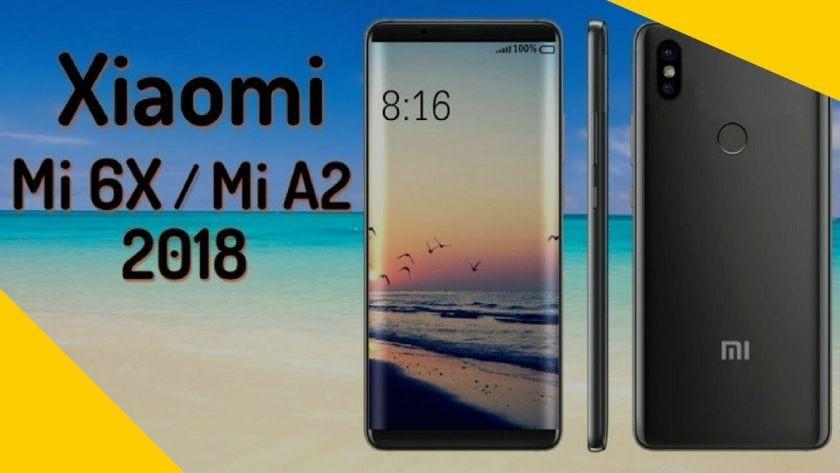 Download Xiaomi Mi 6X / Mi A2 Stock Wallpapers In High
