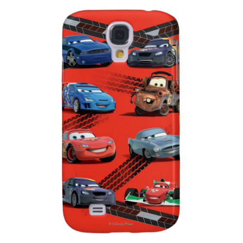 Cars Galaxy S4 Covers