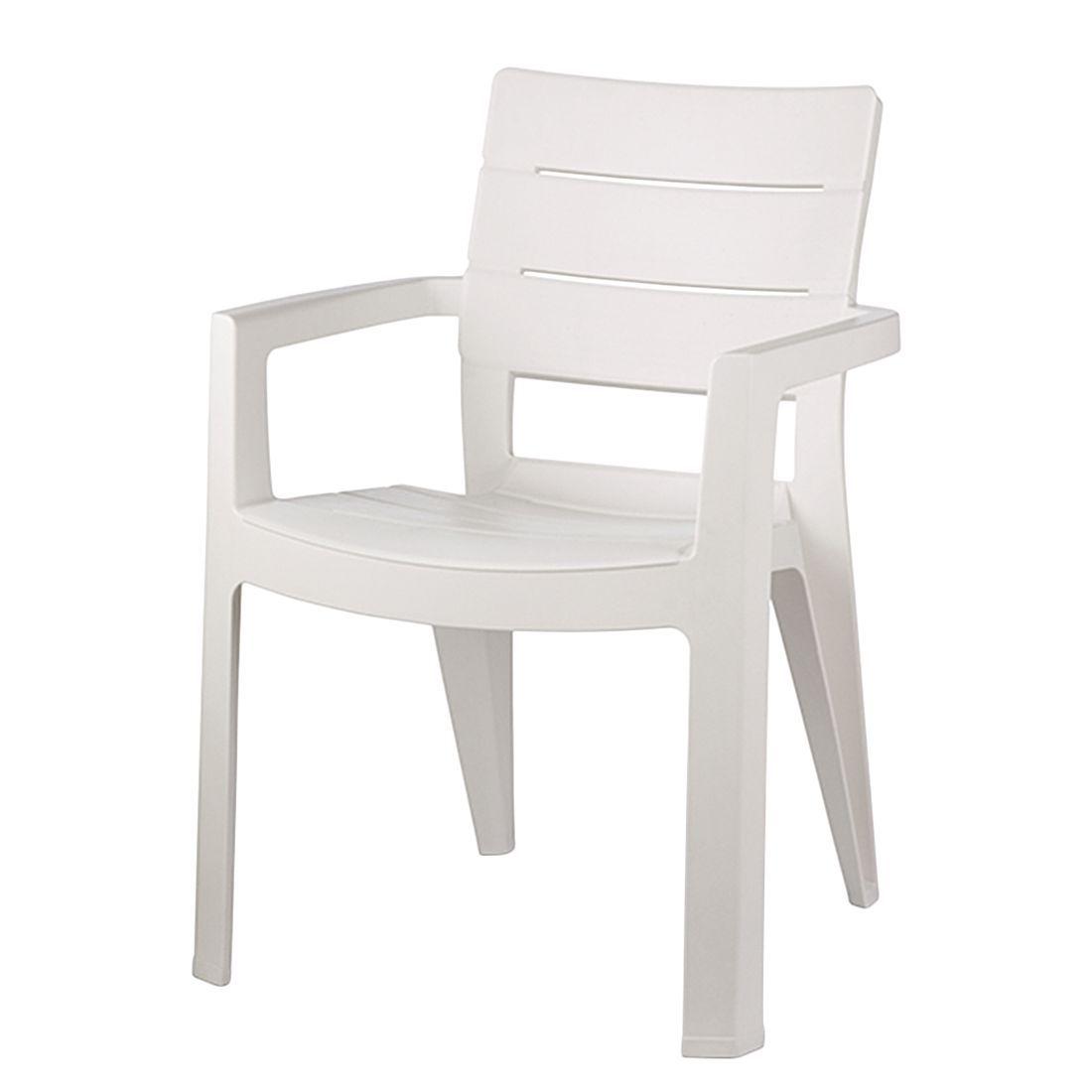 Stapelstuhl Miramar - Kunststoff Weiß, Jardin Jetzt bestellen unter ...